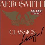 Click here for more info about 'Aerosmith - Classics Live! II'