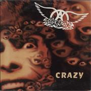 Click here for more info about 'Aerosmith - Crazy'