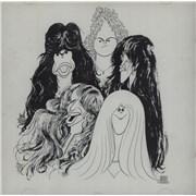Aerosmith Draw The Line Austria CD album