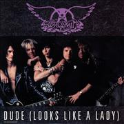 Click here for more info about 'Aerosmith - Dude Looks Like A Lady'