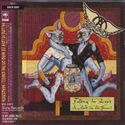 Click here for more info about 'Aerosmith - Falling In Love (Is Hard On The Knees)'