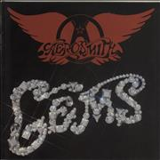 Aerosmith Gems Netherlands vinyl LP