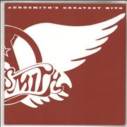 Aerosmith Greatest Hits - Sealed UK vinyl LP
