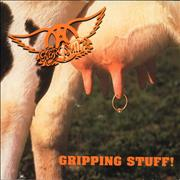 Click here for more info about 'Aerosmith - Gripping Stuff - Digipak - EX'