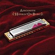 Aerosmith Honkin' On Bobo UK CD album