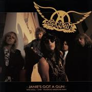 Click here for more info about 'Aerosmith - Janie's Got A Gun'