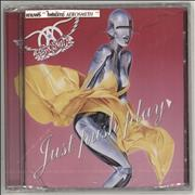Click here for more info about 'Aerosmith - Just Push Play'