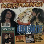 Click here for more info about 'Kerrang! Magazine - Kerrang! Magazine - Nov 93'