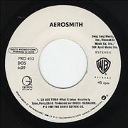 Click here for more info about 'Aerosmith - La Que Toma - What It Takes'
