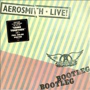 Click here for more info about 'Aerosmith - Live! Bootleg - Sealed'