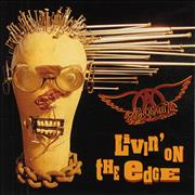 Click here for more info about 'Aerosmith - Livin' On The Edge'