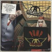 Click here for more info about 'Aerosmith - Love In An Elevator - With Patch'