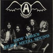 Click here for more info about 'Aerosmith - New York's Heavy Metal Sound'
