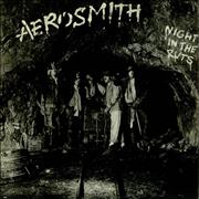 Click here for more info about 'Aerosmith - Night In The Ruts + Insert'