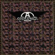 Click here for more info about 'Aerosmith - Nine Lives + Ticket Stub'