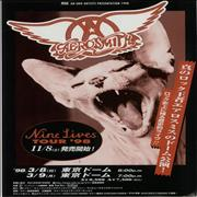 Click here for more info about 'Aerosmith - Nine Lives Tour '98 - Two Flyers'