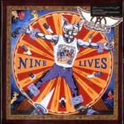 Click here for more info about 'Aerosmith - Nine Lives'