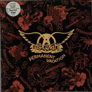 Click here for more info about 'Aerosmith - Permanent Vacation - Hype Stickered'
