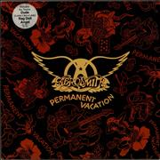 Click here for more info about 'Aerosmith - Permanent Vacation - Hype Stickered - Ex'
