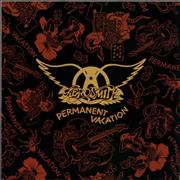 Aerosmith Permanent Vacation - EX UK vinyl LP