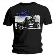 Click here for more info about 'Aerosmith - Pump T-Shirt - Black [XL]'