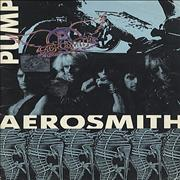 Click here for more info about 'Aerosmith - Pump'