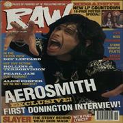 Click here for more info about 'Aerosmith - Raw No.149'
