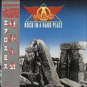 Click here for more info about 'Aerosmith - Rock In A Hard Place'