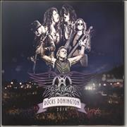Click here for more info about 'Aerosmith - Rocks Donington 2014 - 180gm + DVD'