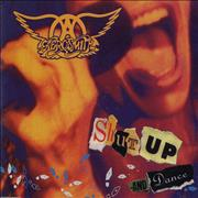 Click here for more info about 'Aerosmith - Shut Up And Dance'