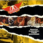 Click here for more info about 'Aerosmith - Special Australian Tour Souvenir'