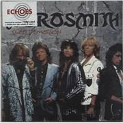 Aerosmith Sweet Emotion - 180gm UK 2-LP vinyl set