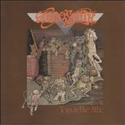 Aerosmith Toys In The Attic - 180 Gram Germany vinyl LP