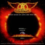 Click here for more info about 'Aerosmith - What Kind Of Love Are You On'