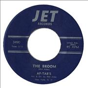 Click here for more info about 'The Broom / Don't Go Way - Blue Label'