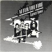 Click here for more info about 'After The Fire - Laser Love - Orange Vinyol'