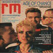 Click here for more info about 'Age Of Chance - Record Mirror'