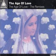 Click here for more info about 'The Age Of Love - The Remixes'