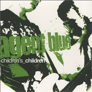 Click here for more info about 'Agent Blue - Children's Children - Green Vinyl'