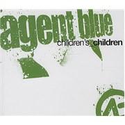 Agent Blue Children's Children UK CD single Promo