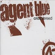 Agent Blue Cross Breed UK CD single Promo