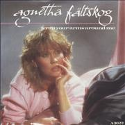 Click here for more info about 'Agnetha Fältskog - Wrap Your Arms Around Me - Injection Moulded - P/S'