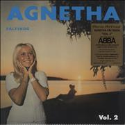 Click here for more info about 'Agnetha Fältskog - Agnetha Faltskog Vol. 2 - 180gm Blue Marbled Vinyl - Sealed'