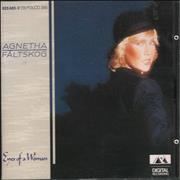 Click here for more info about 'Agnetha Fältskog - Eyes Of A Woman - 1st'