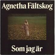 Click here for more info about 'Agnetha Fältskog - Som Jag Ar - EX'