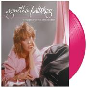 Click here for more info about 'Agnetha Fältskog - Wrap Your Arms Around Me - 180gram Pink Vinyl + Sealed'