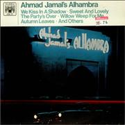 Click here for more info about 'Ahmad Jamal - Ahmad Jamal's Alhambra'