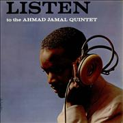 Click here for more info about 'Ahmad Jamal - Listen To The Ahmad Jamal Quintet'