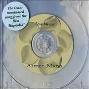 Click here for more info about 'Aimee Mann - Save Me'