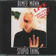 Click here for more info about 'Aimee Mann - Stupid Thing - Part 2'